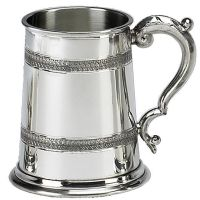 Celtic Embossed Tankard 1 Pt-BT461
